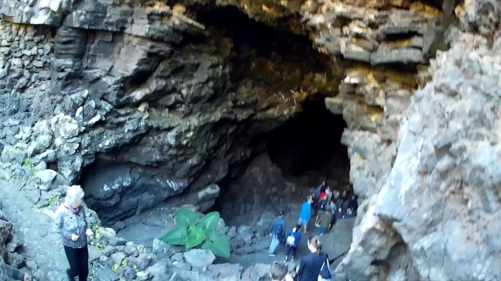 jaskinia Cueva de los Verdes
