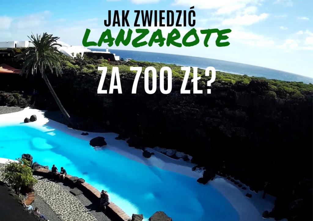 Tanie wakacje Lanzarote