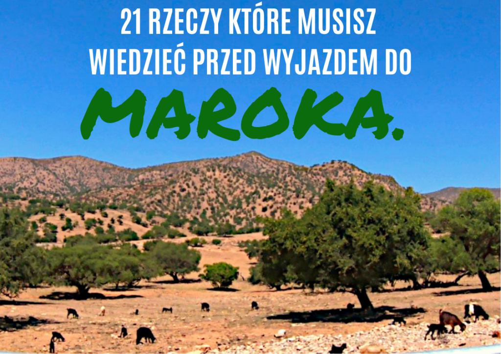 Podróż do Maroka