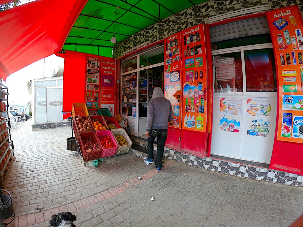Ceny w Maroku Sklep