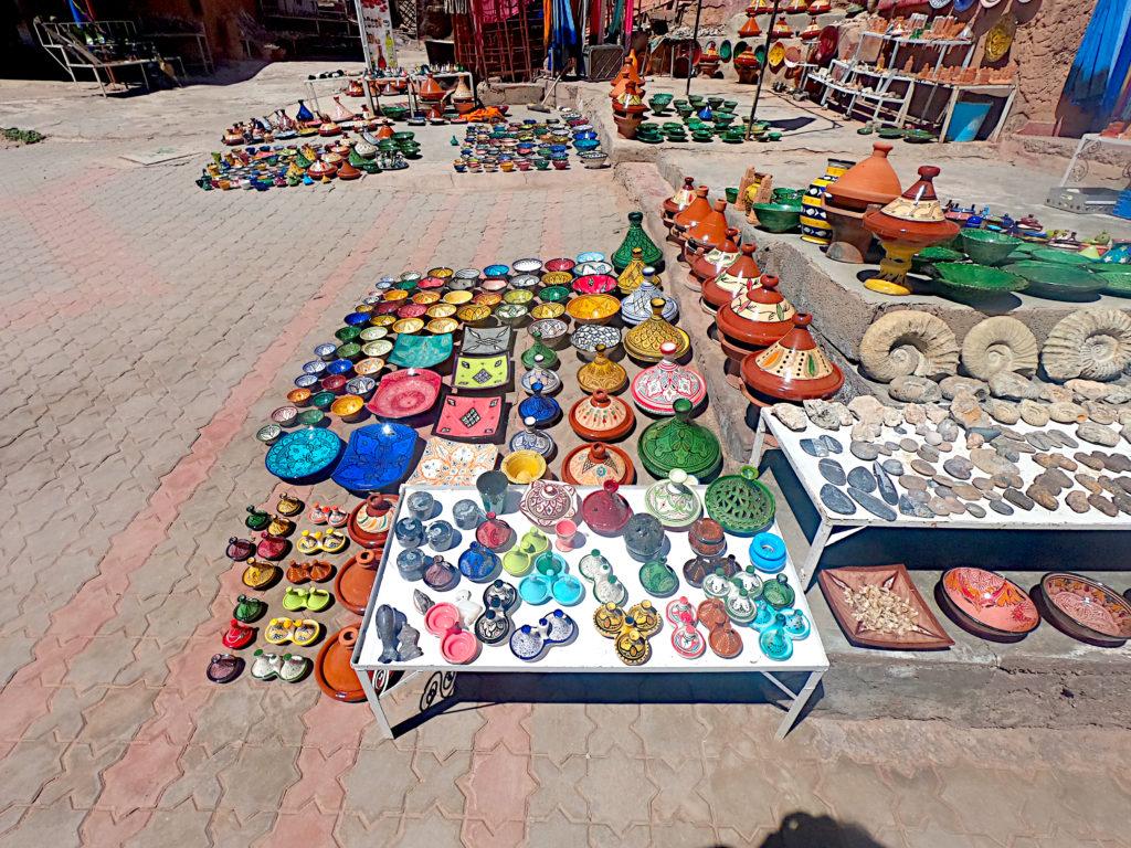 Ceny w Maroku Rzemiosło