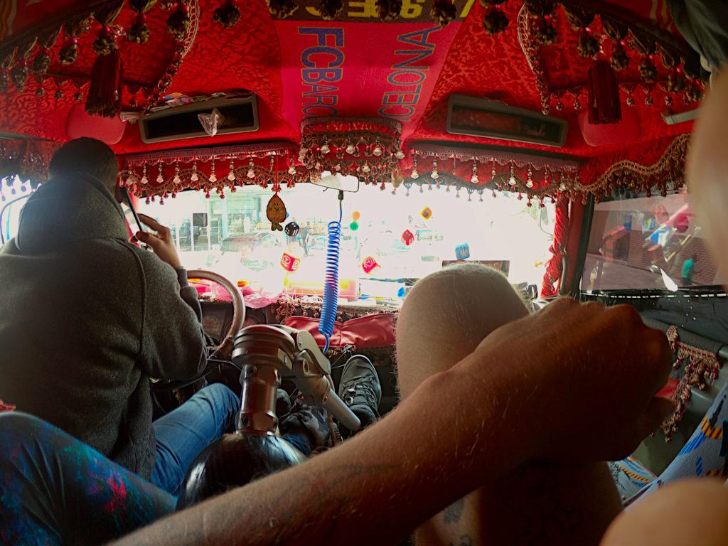 Tanie Maroko autostop